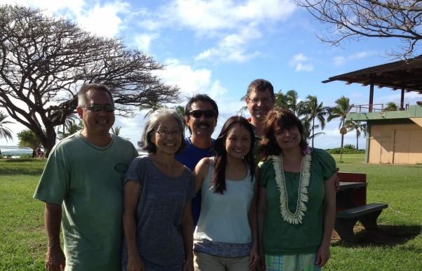 Hawaii potluck